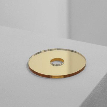Wohngoldstueck_Stand-Up Donut Gold ZWEI Design