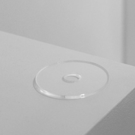 Wohngoldstueck_Stand-Up Donut Transparent ZWEI Design