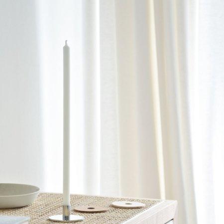 Wohngoldstueck_Stand-Up Kerzenständer Nickel ZWEI Design