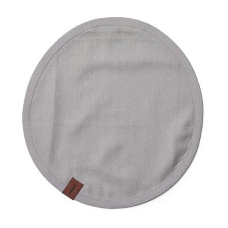 Wohngoldstueck_Humdakin Kitchen Cloth Herring bone Oval Stone