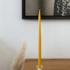 Wohngoldstueck_Kunstindustrien Slim Kerzen Honey